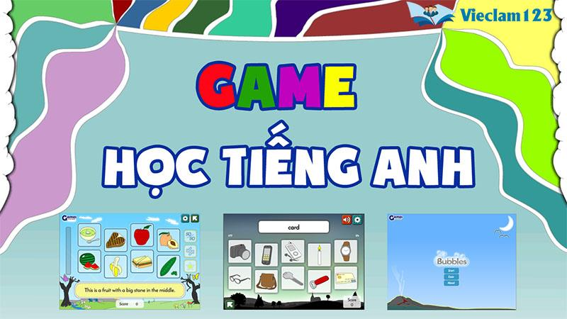 game học tiếng Anh
