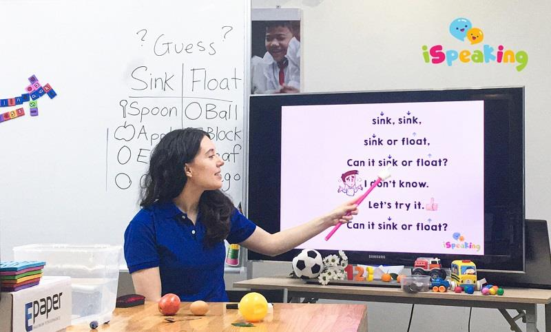 Học tiếng Anh giao tiếp tại iSpeaking