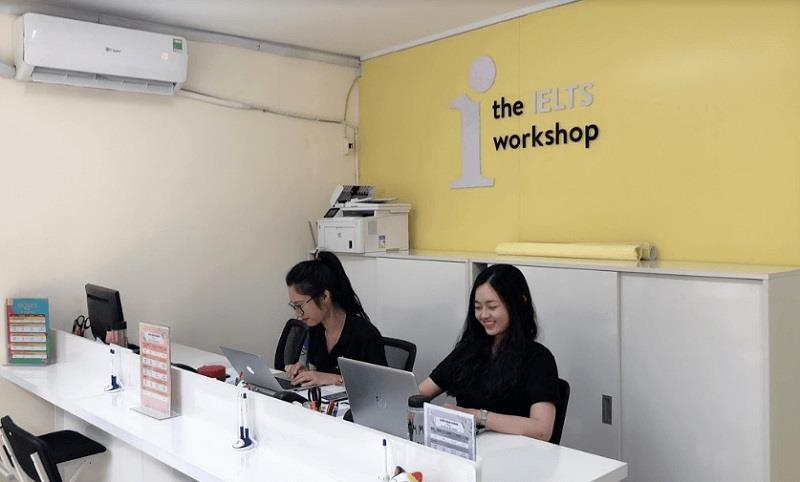 Luyện thi IELTS tại The IELTS Workshop