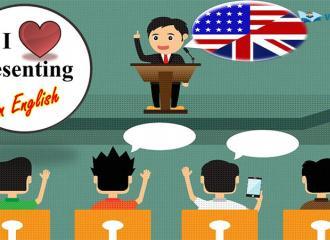 Bí kíp thuyết trình tiếng Anh trôi chảy, tự tin gây ấn tượng