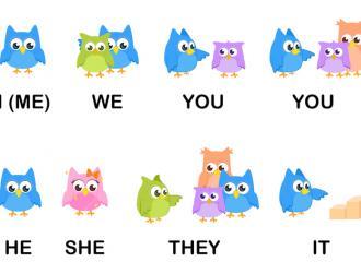 Các ngôi trong tiếng Anh và cách sử dụng bạn cần nhớ