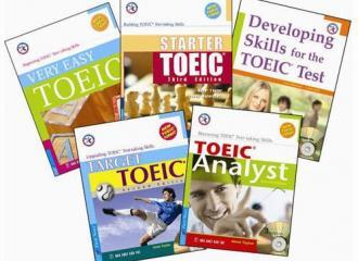 Cách chọn tài liệu học TOEIC đúng trọng tâm và hiệu quả