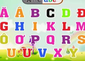 Cách dạy bé học chữ cái hiệu quả