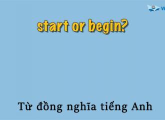 Cách học từ đồng nghĩa tiếng Anh để sử dụng một cách hiệu quả