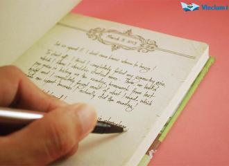 Cần luyện viết tiếng Anh như thế nào để cải thiện trình độ