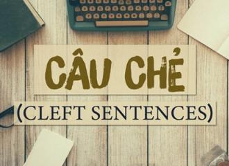 Câu chẻ trong tiếng Anh (Cleft sentence) - câu nhấn mạnh