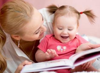 Chuyện kể cho bé ngủ và những điều cha mẹ cần lưu ý
