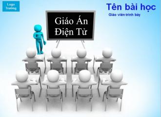 Giáo án điện tử và những lợi ích của cách giảng dạy này