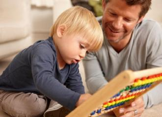 Hướng dẫn cách dạy bé học toán cực hay