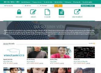 Hướng dẫn đăng tin tìm lớp gia sư miễn phí trên Vieclam123.vn