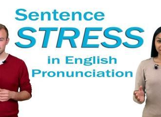 Những điều cần biết và quy tắc sử dụng trọng âm tiếng Anh