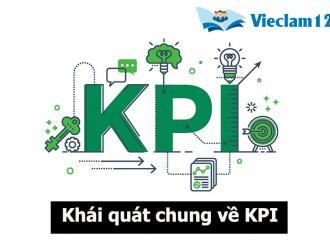 Khái quát chung về KPI và cách xây dựng KPI cho doanh nghiệp