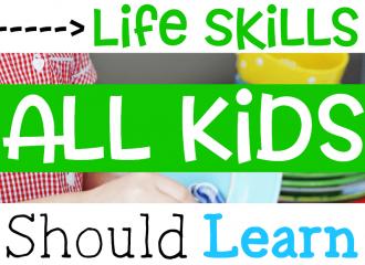 Kỹ năng sống là gì? – Những kỹ năng sống cần trang bị cho trẻ