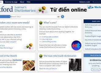 Lợi ích của việc sử dụng từ điển online so với từ điển giấy