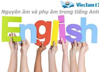 Nguyên âm và phụ âm trong tiếng Anh đầy đủ, dễ nhớ nhất