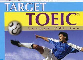 Target TOEIC-cuốn giáo trình chinh phục TOEIC của các sĩ tử