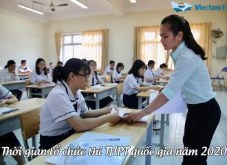 Tổng hợp cấu trúc đề thi THPT quốc gia 2021 các môn học