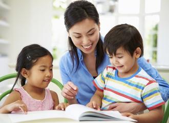 Cách dạy trẻ học từ vựng Tiếng Anh hiệu quả