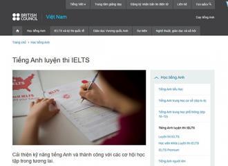 Top 5 trung tâm học IELTS Hà Nội tốt nhất không thể bỏ qua