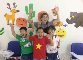 Top những trung tâm tiếng Anh trẻ em ở Hà Nội tốt nhất hiện nay