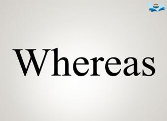 Whereas là gì? Tìm hiểu về từ nối whereas trong tiếng Anh
